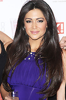 Casey Batchelor, Pia Michi & Inanch London - Catwalk Show - VIP Arrivals, Millennium Hotel, London UK, 31 March 2014, Photo by Brett D. Cove