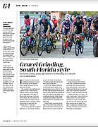 Boca Magazine Gravel Grinding, South Florida Style Page 1