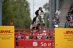 Alvarez Moya Sergio, (ESP), Carlo 273<br /> Rolex Grand Prix<br /> CHIO Aachen 2016<br /> © Hippo Foto - Dirk Caremans<br /> 17/07/16