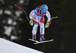 30.11.2017, Lake Louise, CAN, FIS Weltcup Ski Alpin, Lake Louise, Abfahrt, Damen, 3. Training, im Bild Joana Haehlen (SUI) // Joana Haehlen of Switzerland in action during the 3rd practice run of ladie's Downhill of FIS Ski Alpine World Cup at the Lake Louise, Canada on 2017/11/30. EXPA Pictures © 2017, PhotoCredit: EXPA/ SM<br /> <br /> *****ATTENTION - OUT of GER*****