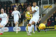 Burton Albion midfielder David Templeton (11) shoots during the EFL Sky Bet League 1 match between Burton Albion and Coventry City at the Pirelli Stadium, Burton upon Trent, England on 17 November 2018.