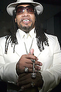 Melly Mel at The OkayPlayer Hoiliday Jammy presented by OkayPlayer and Frank Magazine held at BB Kings on December 18, 2008 in New York City..The Legendary Roots Crew gives back to fans with All-Star line-up of Special Guests to celebrate upcoming Holiday Season.