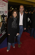 """SONIA AND  JAMES NESBITT<br />. UK Premiere of """"A Cock And Bull Story"""" at Cineworld Cinemas, Haymarket  AND AFTERWARDS AT SOHO HOUSE.  The film by director Michael Winterbottom is a literary adaptation of """"The Life And Opinions Of Tristram Shandy, GENTLEMAN. 16 January 2006. Gentleman ONE TIME USE ONLY - DO NOT ARCHIVE  © Copyright Photograph by Dafydd Jones 66 Stockwell Park Rd. London SW9 0DA Tel 020 7733 0108 www.dafjones.com"""