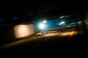 Chris Cumming, Michael Valiante and Sean Johnston, JDX Racing (GTC) Porsche 911 GT3 Cup, Petit Le Mans. Oct 18-20, 2012. © Jamey Price