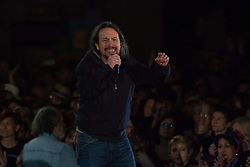 March 23, 2019 - Madrid, Madrid, Spain - Pablo Iglesias. (Credit Image: © Jorge Gonzalez/Pacific Press via ZUMA Wire)