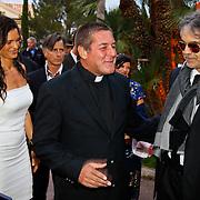 MON/Monte Carlo/20100512 - World Music Awards 2010, Andrea Bocelli en partner Veronica Berti