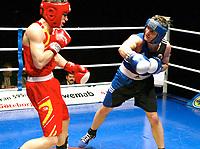 Boksing<br /> OL-kvalifisering Gøteborg<br /> 21.04.2004<br /> Kay Tverberg vant sin kamp<br /> <br /> Foto: Tommy Holl, Digitalsport
