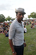 August 23, 2015- Brooklyn, NY-United States: Actor/Recording Artist Leon attend the 2015 AFROPUNK Festival on August 23, 2015 held at Commodore Barry Park in Brooklyn, New York City.  AFROPUNK is an influential community of young, gifted people of all backgrounds who speak through music, art, film, comedy, fashion and more. Originating with the 2003 documentary that highlighted a Black presence in the American punk scene, it is a platform for the alternative and experimental.  (Terrence Jennings/terrencejennigs.com)