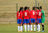 Fifa Womans World Cup Canada 2015 - Preview //<br /> Istria Cup 2015 Tournament ( Stella Maris Stadium , Umag - Croatia ) - <br /> Costarica vs Bosnia & Herzegovina 1-0  , <br /> Costarica Team Group , Players talk prior the Match