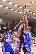 DESCRIZIONE : Campionato 2014/15 Serie A Beko Grissin Bon Reggio Emilia -  Dinamo Banco di Sardegna Sassar Finale Playoff Gara1<br /> GIOCATORE : Achille Polonara<br /> CATEGORIA : Rimbalzo<br /> SQUADRA : Grissin Bon Reggio Emilia<br /> EVENTO : LegaBasket Serie A Beko 2014/2015<br /> GARA : Grissin Bon Reggio Emilia - Dinamo Banco di Sardegna Sassari Finale Playoff Gara1<br /> DATA : 14/06/2015<br /> SPORT : Pallacanestro <br /> AUTORE : Agenzia Ciamillo-Castoria/GiulioCiamillo