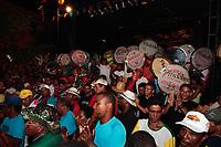 Sao Luis Do Maranhao, Brazil - June 22, 2013: people at Bumba Meu Boi festival music celebration