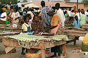 Dakar Market - Senegal