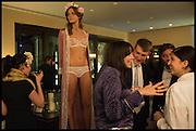 GEORGIA GEMINDER; , Myla 15th Anniversary party!   The House of Myla,  8-9 Stratton Street, London