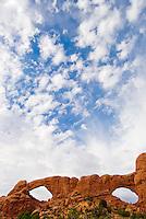 The Windows, Arches National Park, Utah