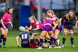 Jess Weaver of Loughborough Lightning  - Mandatory by-line: Nick Browning/JMP - 14/11/2020 - RUGBY - Sixways Stadium - Worcester, England - Worcester Warriors Women v Loughborough Lightning - Allianz Premier 15s
