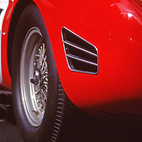Ferrari Vintage Racing Cars