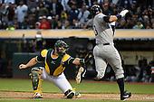 20150528 - New York Yankees @ Oakland Athletics