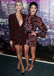 LOS ANGELES, CA, USA - JANUARY 23: Los Angeles Art Show 2019 Opening Night Gala held at the Los Angeles Convention Center on January 23, 2019 in Los Angeles, California, United States. 23 Jan 2019 Pictured: Sabina Gadecki, Jessica Szohr. Photo credit: Xavier Collin/Image Press Agency / MEGA TheMegaAgency.com +1 888 505 6342