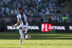 May 25, 2019 - Oeiras, Portugal - OEIRAS, PORTUGAL - MAY 25: Porto's Portuguese defender Pepe in action during the Portugal Cup Final football match Sporting CP vs FC Porto at Jamor stadium, on May 25, 2019, in Oeiras, outskirts of Lisbon, Portugal. (Credit Image: © Pedro Fiuza/NurPhoto via ZUMA Press)