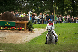 Tim Lips, (NED), Keyflow NOP - Eventing Cross Country test- Alltech FEI World Equestrian Games™ 2014 - Normandy, France.<br /> © Hippo Foto Team - Dirk Caremans<br /> 30/08/14