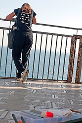 Visita a Polignano a Mare, 4 Ottobre 2011 .Apulia Audiovisual Workshop Puglia Experience.Apulia Film Commission
