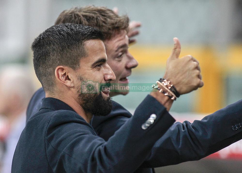 August 11, 2017 - Turin, Italy - New Torino's player Tomas Rincon during Tim Cup 2017/2018 match between Torino v Trapani, in Turin, on August 11, 2017. FC Torino win 7-1 the math. (Credit Image: © Loris Roselli/NurPhoto via ZUMA Press)