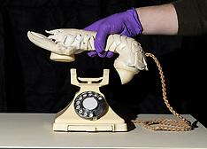 Dali's Lobster Phone enters National Collection, Edinburgh,  17 December 2018