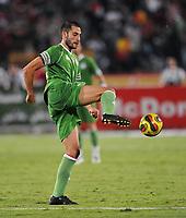 Fotball<br /> Algerie<br /> 14.11.2009<br /> Egypt v Algerie<br /> Foto: imago/Digitalsport<br /> NORWAY ONLY<br /> <br /> Mourad MEGHNI (Algerien)