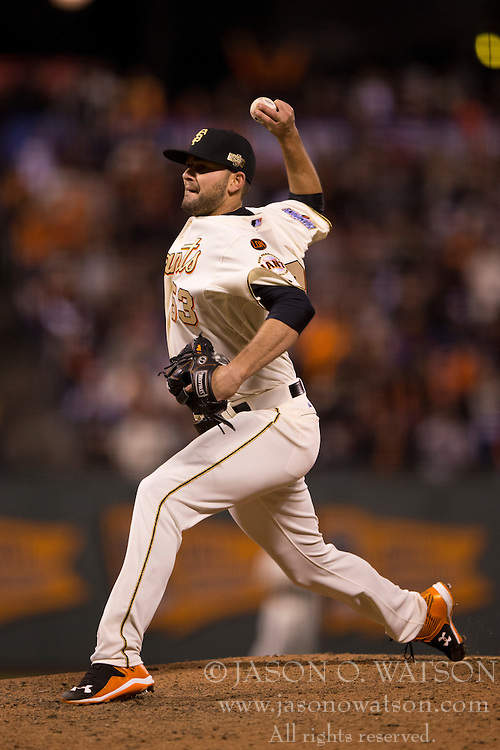 SAN FRANCISCO, CA - APRIL 18:  Chris Heston #53 of the San Francisco Giants pitches against the Arizona Diamondbacks during the eighth inning at AT&T Park on April 18, 2015 in San Francisco, California.  The San Francisco Giants defeated the Arizona Diamondbacks 4-1. (Photo by Jason O. Watson/Getty Images) *** Local Caption *** Chris Heston
