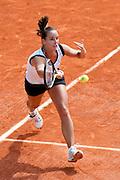 Roland Garros 2011. Paris, France. May 24th 2011..Australian player Jarmila GAJDOSOVA against Virginie RAZZANO