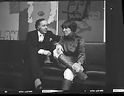 Mary Quant in Dublin.<br /> 1970.<br /> 15.05.1970.<br /> 05.15.1970.<br /> 15thMay 1970.