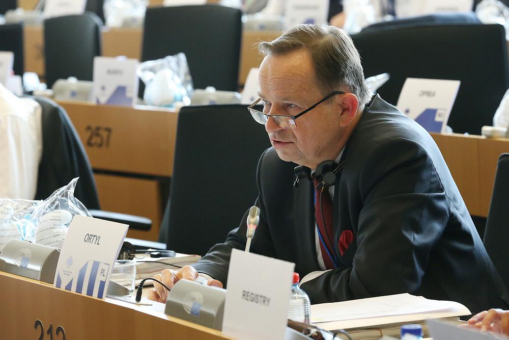 11 May 2017, 123rd Plenary Session of the European Committee of the Regions <br /> Belgium - Brussels - May 2017 <br /> <br /> MR ORTYL Władysław, Marszałek Wojewodztwa Podkarpackiego,Poland<br /> <br /> © European Union / Patrick Mascart