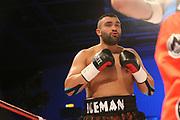 Boxen: Schwergewicht, Hamburg, 29.09.2018<br /> Ali Eren Demirecen - Segiej Werwenko<br /> © Torsten Helmke