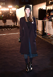 Tanya Reynolds attending The White Crow UK Premiere held at the Curzon Mayfair, London.