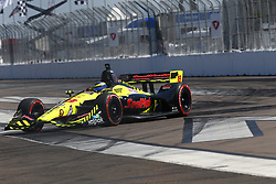 March 11, 2018 - St. Petersburg, Florida, United States of America - March 11, 2018 - St. Petersburg, Florida, USA: Sébastien Bourdais (18) battles for position during the Firestone Grand Prix of St. Petersburg at Streets of St. Petersburg in St. Petersburg, Florida. (Credit Image: © Justin R. Noe Asp Inc/ASP via ZUMA Wire)