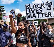 Black Lives Matter Protest,London, June 2020