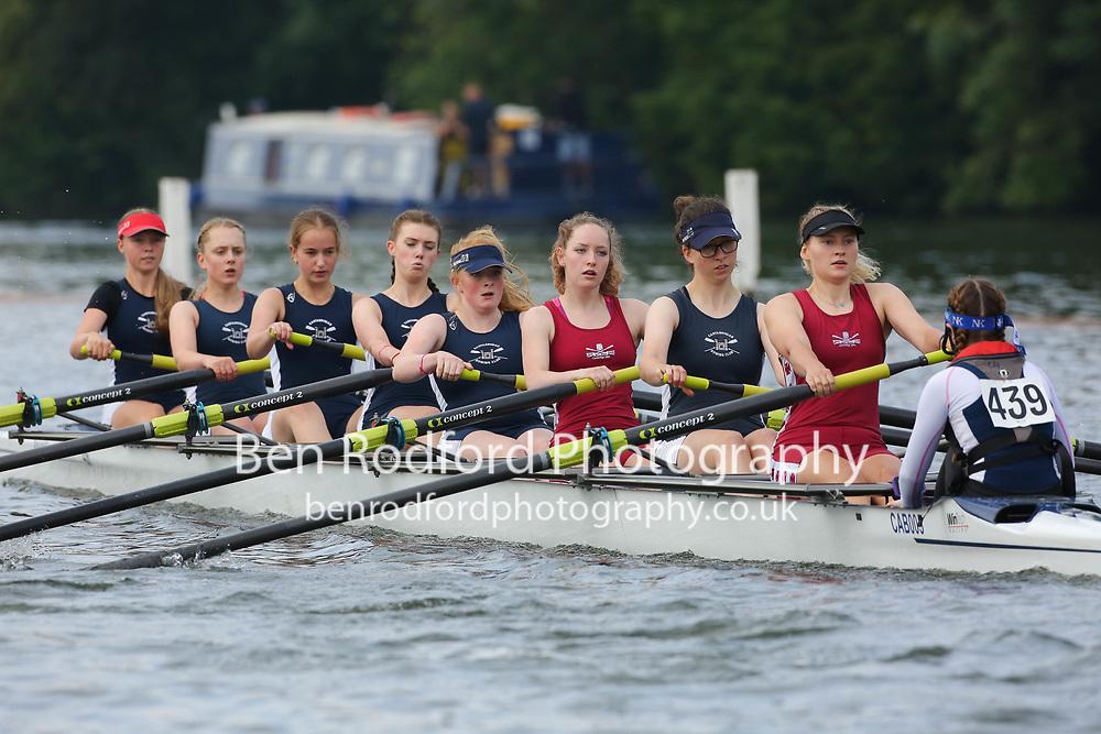 Cantabrigian RC <br /> <br /> Junior 8+  Time Trial<br /> <br /> Henley Women's Regatta 2021<br /> Saturday