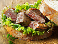 Sirloin Steak sandwich
