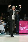 DESCRIZIONE : Bologna Lega A 2014-15 Granarolo Bologna Acqua Vitasnella Cantu<br /> GIOCATORE : coach allenatore Giorgio Valli<br /> CATEGORIA : proteste<br /> SQUADRA : Granarolo Bologna<br /> EVENTO : Campionato Lega A 2014-15<br /> GARA : Granarolo Bologna Banco di Sardegna Sassari<br /> DATA : 15/02/2015<br /> SPORT : Pallacanestro <br /> AUTORE : Agenzia Ciamillo-Castoria/D.Vigni<br /> Galleria : Lega Basket A 2014-2015 <br /> Fotonotizia : Bologna Lega A 2014-15 Granarolo Bologna Acqua Vitasnella Cantu<br /> Creator/Photographer: danilovigni<br /> Predefinita :