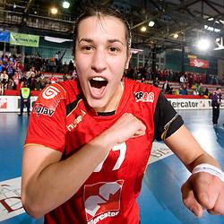 20100213: Handball - Women Champions League, RK Krim Mercator vs HC Leipzig