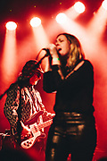 Filthy Friends performing at Help The Hoople, a benefit for Scott McCaughey, at the Wonder Ballroom in Portland, OR - Jan 6, 2018. Photo by Jason Quigley.