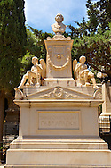 Neo Classic  Tombs of Saint George Cemetery [ Syros ?????????? ??. ???????? ] Ermoupolis, Syros Island [ ????? ] , Greek Cyclades Islands