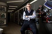 Ross Braun - Formula 1 Ross Braun Portrait
