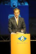 Prinses Maxima doopt de gastanker Coral Energy van de Nederlandse gasvervoerder Anthony Veder bij de Cruise Terminal Rotterdam. //// Princess Maxima names the gas tanker Coral Energy of the Dutch gastransporter Anthony Veder at the Cruise Terminal Rotterdam.<br /> <br /> Op de foto: