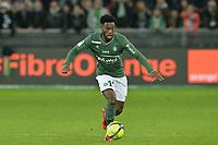 SOCCER : Saint Etienne vs Caen - League 1 Conforama - 01/27/2018<br /> Jonathan Bamba (saint etienne)  <br /> <br /> Norway only