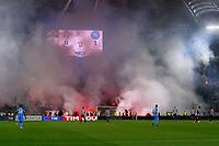 Tifosi del Napoli<br /> Roma 20/05/2012 Stadio Olimpico<br /> Football Calcio 2011/2012 Tim Cup<br /> Finale Final<br /> Juventus vs Napoli<br /> Foto Insidefoto Paolo Nucci