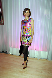 DARCEY BUSSELL at the Lauren-Perrier 'Pop Art' Pink Party in aid of Capital 95.8's Help A London Child, held at Suka at the Sanderson Hotel, 50 Berners Street, London W1 on 25th April 2007.<br /><br />NON EXCLUSIVE - WORLD RIGHTS