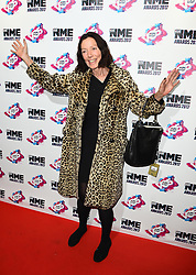 Pixie Geldof arriving for the VO5 NME Awards 2017 held at the O2 Brixton Academy, London. PRESS ASSOCIATION Photo. Picture date: Wednesday February 15, 2017. See PA Story SHOWBIZ NME. Photo credit should read: Matt Crossick/PA Wire