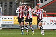 Exeter City v Crawley Town 290220