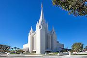 San Diego California Mormon Temple